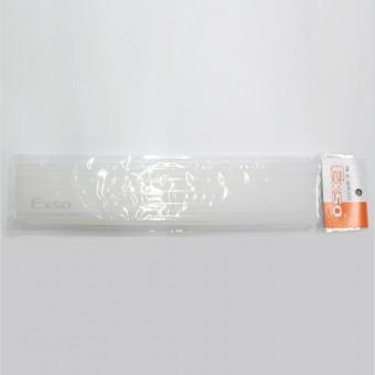 [글루스틱][GR-60,250,550,80,100,200용]EXH104 투명 11.3Φ (5개)